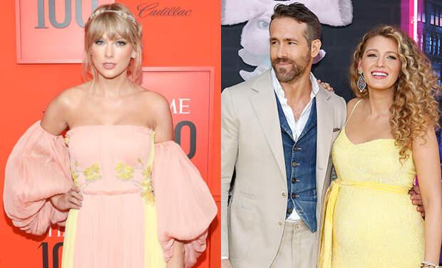 Тейлор Свифт действительно рассекретила имя младшей дочери Блейк Лайвли и Райана Рейнольдса