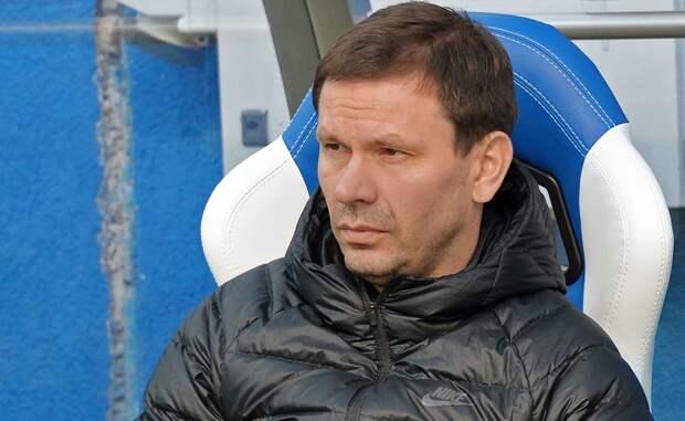 Зырянов: «Надеялись до последнего, что будет Юношеская лига УЕФА. Немного расстроились»