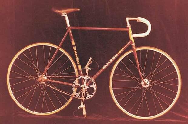 Велосипед вышел ограниченным тиражом.  Фото: bikecult.com.