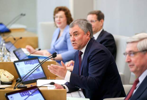 Вячеслав Володин предложил консультироваться с Госдумой при формировании правительства