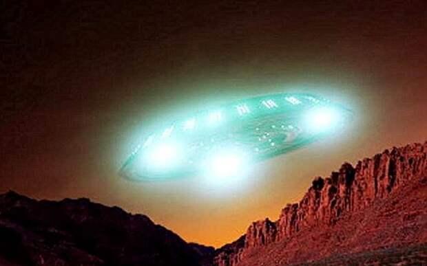 В космосе обнаружен НЛО, летящий в сторону Марса