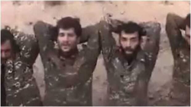 В Нагорном Карабахе взяты в плен 60 армянских военнослужащих
