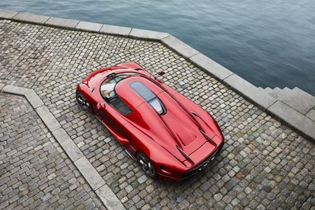 Топ 5 самых быстрых машин в мире.