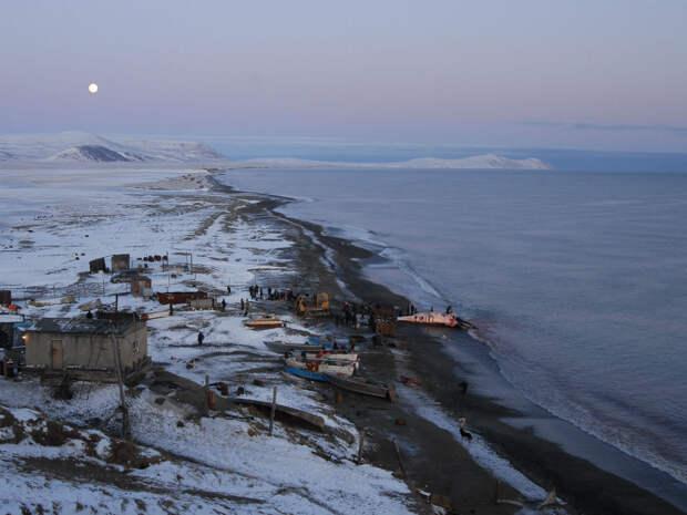 Россия заберет у США свою законную часть Берингова моря