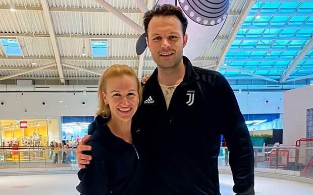 Олимпийская чемпионка Волосожар объявила имя своего партнера в «Ледниковом периоде»