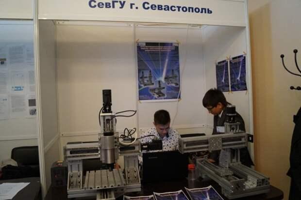 В Севастополе открылся XIV международный Салон изобретений «Новое время»