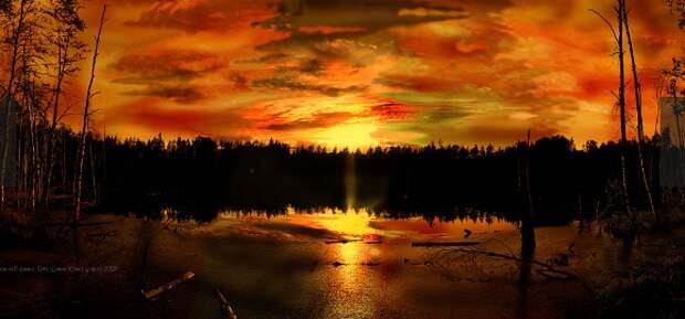 Загадки Озера Смердячьего