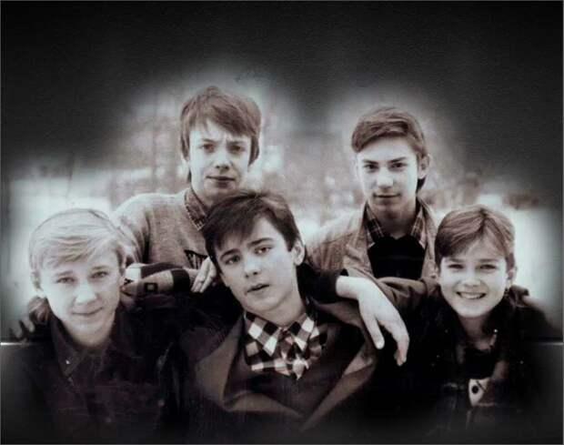 Коллаж автора - группа «Чернила для пятого класса»