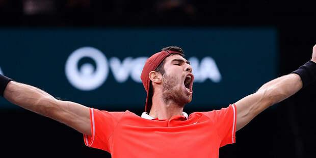 Хачанов попал в третий круг Australian Open-2020