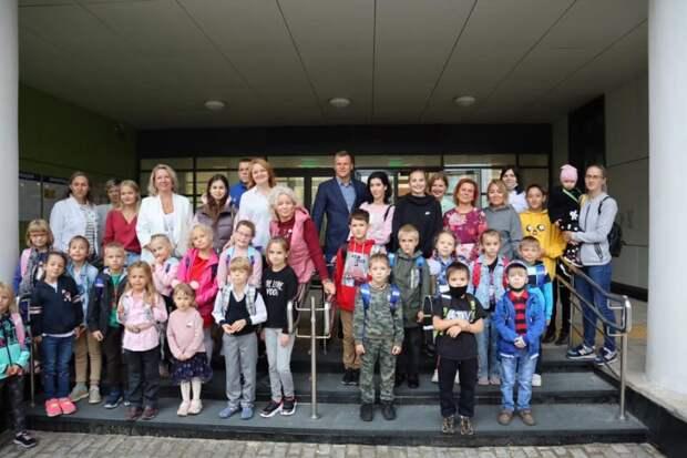 В Молжаниновском прошла благотворительная акция «Семья помогает семье»
