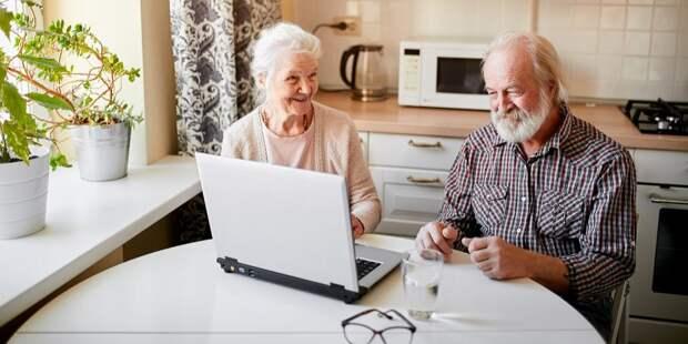 Пенсионеры из Ростокина посетили Муром, не выходя из дома