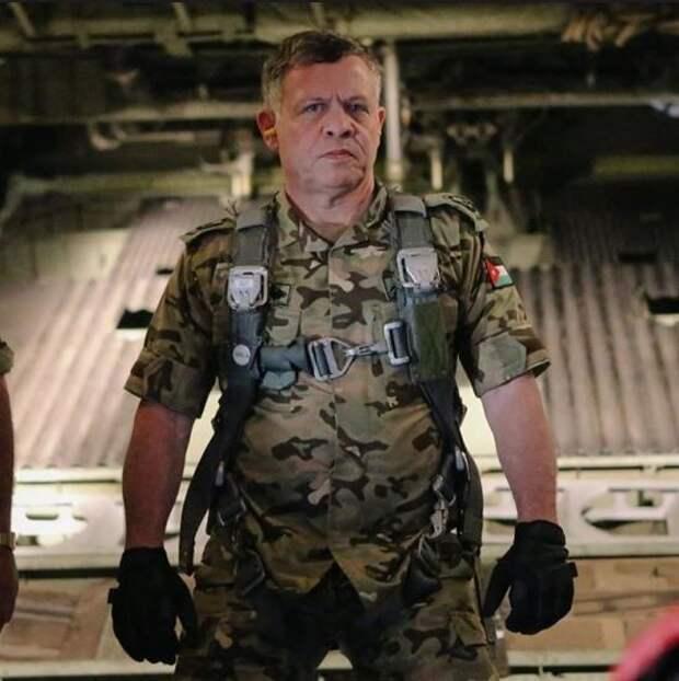 На линии Его Величество король Иордании. Чем это все грозит Европе и Турции?