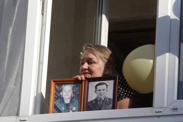Жители Ижевска смогут принять участие в акции «Окна Победы»