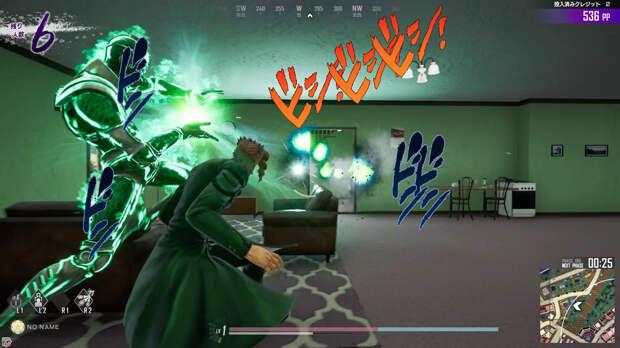 Bandai Namco представила «королевскую битву» по вселенной JoJo's Bizzare Adventure для аркадных автоматов