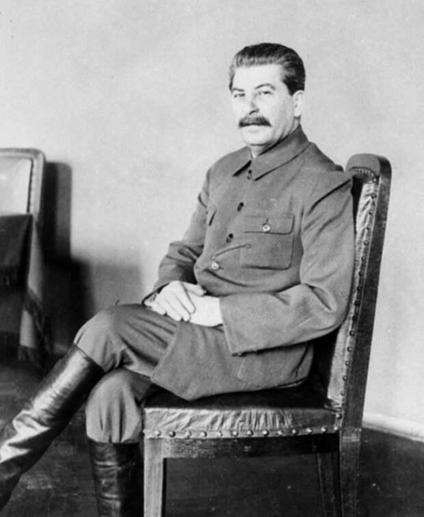 Шутки Сталина 5