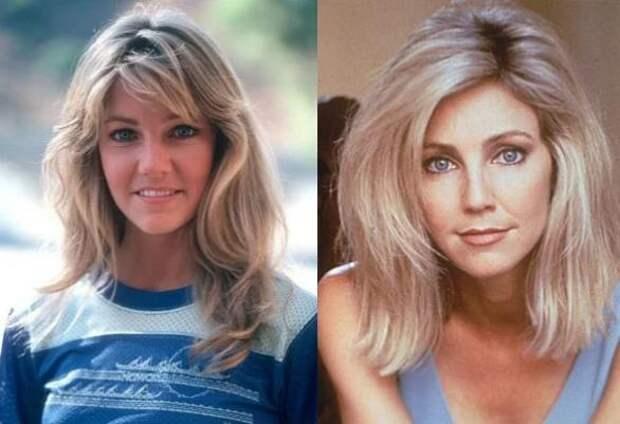 Куда пропала одна из самых известных актрис 90-х — красавица-блондинка Хизер Локлир