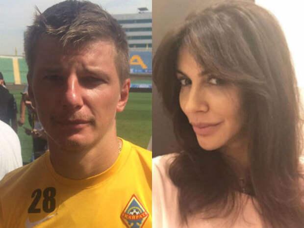 """Адвокат Аршавина высказалась о заявлении жены футболиста об """"угрозах"""""""