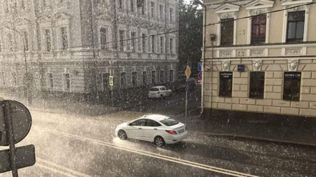 Москвичей предупредили о возвращении осенней погоды