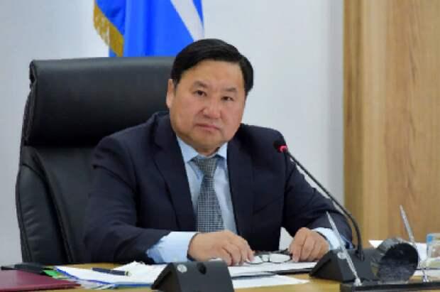 Правительство Тувы ушло в отставку