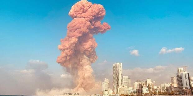 Названа главная причина взрыва в Бейруте