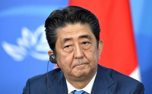 ПРОВОКАЦИОННАЯ СТАТЬЯ О ЗАМЫСЛАХ АБЭ В THE JAPAN TIMES