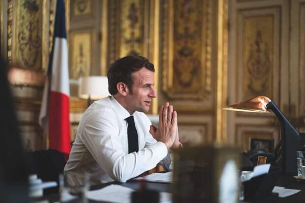 Коронавирус Макрона стал причиной самоизоляции европейских лидеров