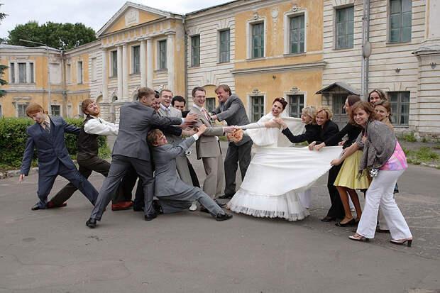 5 фраз, после который на свадьбе начинается драка