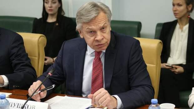 Пушков предупредил Байдена об ошибках при встрече с Путиным