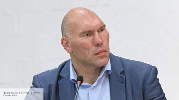 Николай Валуев сообщил, о чем говорил на встрече с экс-главой ДНР Захарченко