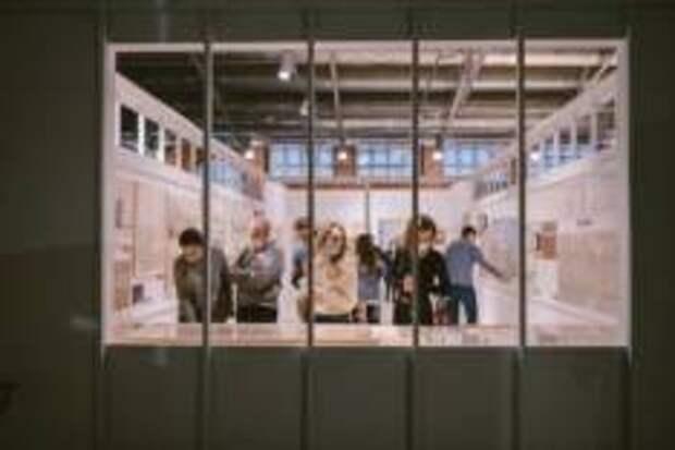 Финисаж выставки «Дом для машин»