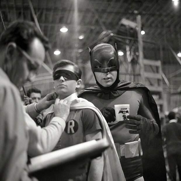 Как снимали известные фильмы: редкие фото со съемочных площадок