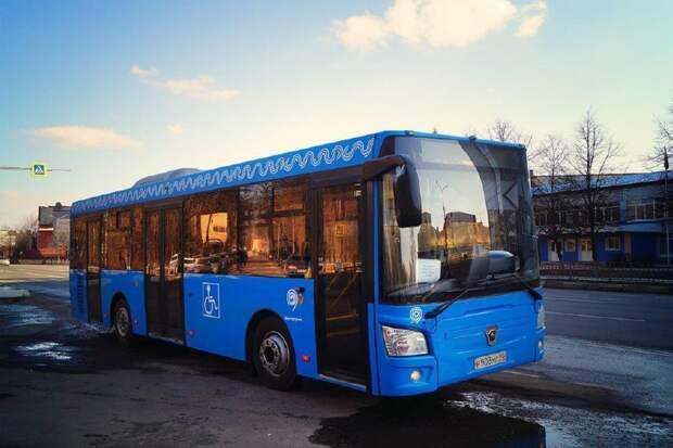 На северо-востоке Москвы маршруты автобусов №76 и №803 изменятся Фото: Архив редакции