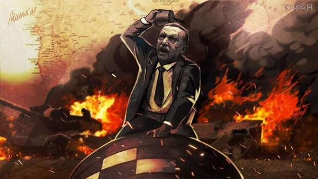 Политолог Коновалов: Турция получит по зубам, если начнет новую войну за Идлиб