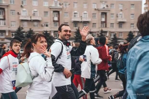 В «Ростовском кольце» бегали около 3 тысяч человек