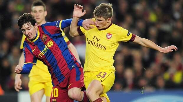 Аршавин: «Барселона» страдает из-за Месси. Его нужно было продавать, но для этого должны быть крепкие яйца»