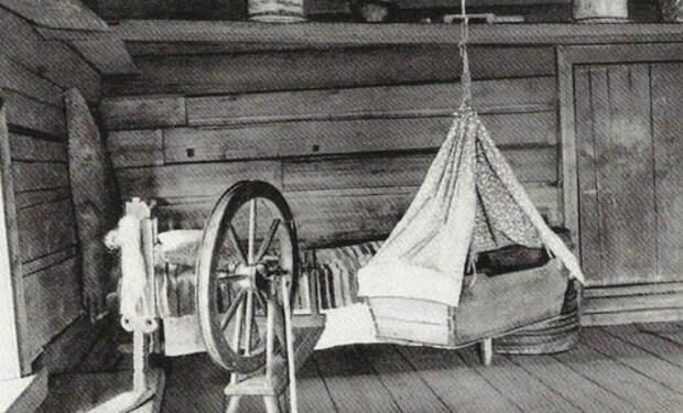 Интерьеры богатых изб 100 лет назад: сегодня жизнь зажиточных крестьян прошлого кажется нищей