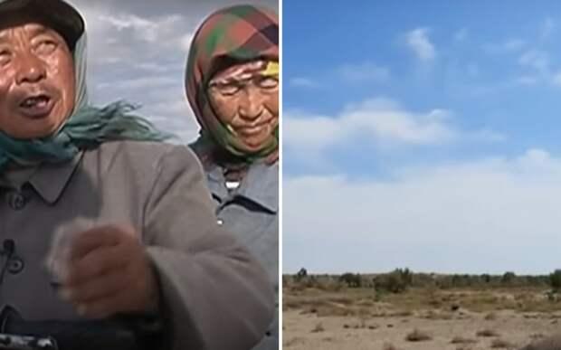 Пожилые супруги 19 лет боролись с пустыней и смогли превратить ее в оазис