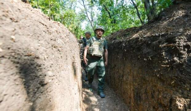 В офисе Зеленского назвали сроки окончания войны в Донбассе