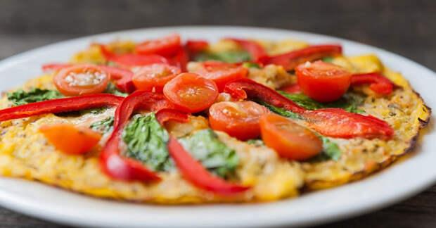 Рецепт здоровой пиццы: полезно, вкусно и быстро