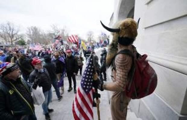 «Восстание 6 января, когда Америка почти распалась»