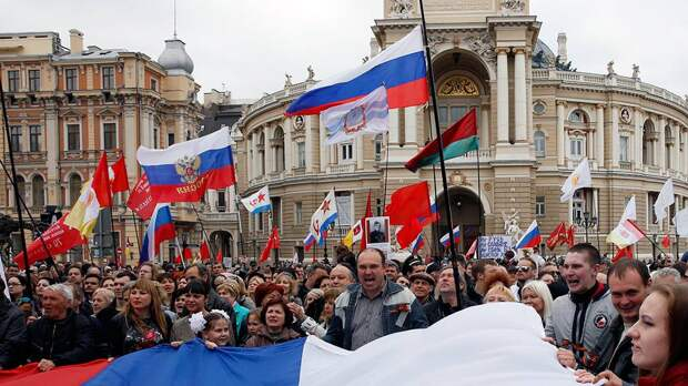 Признание ЛДНР заставит Россию простимулировать Одессу на выход из Украины