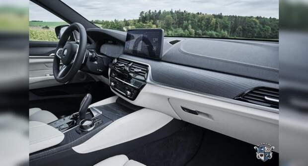 BMW 6 серии Gran Turismo LCI 2021 года получила улучшения