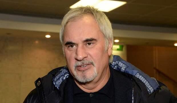 Валерий Меладзе рвется в «красную зону»