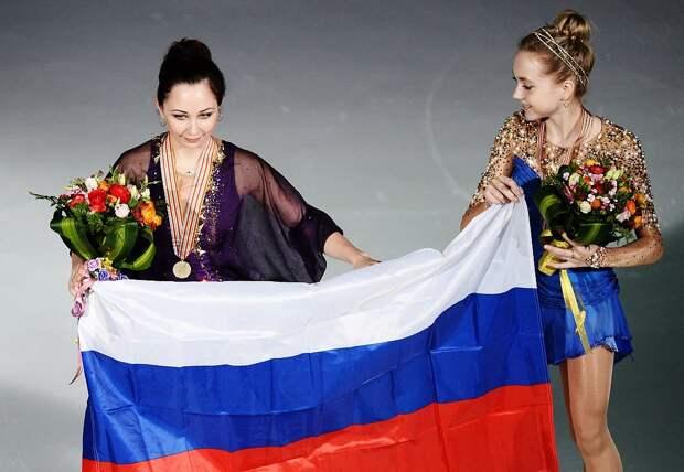 Радионова: «Никогдабы несогласилась насмену гражданства. Япатриот илюблю Россию»