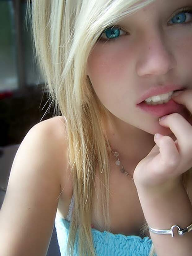 Cute Teen Blonde Porn