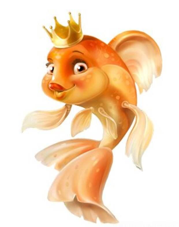 Студия золотая рыбка поздравления