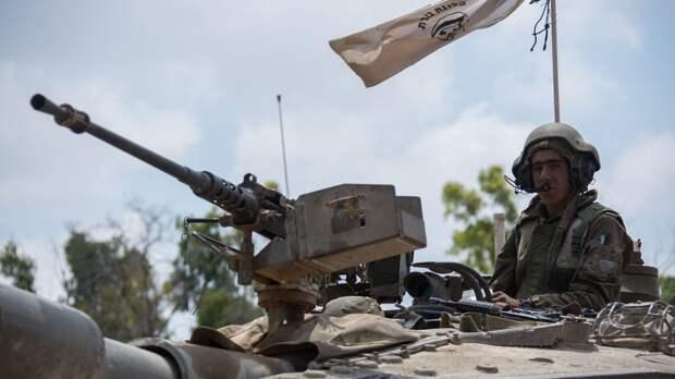 Армия обороны Израиля начала атаку на сектор Газа