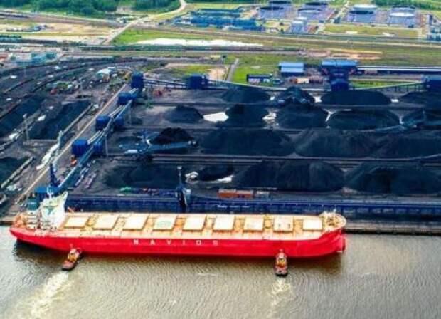 Латвия прощается с транзитом российского угля