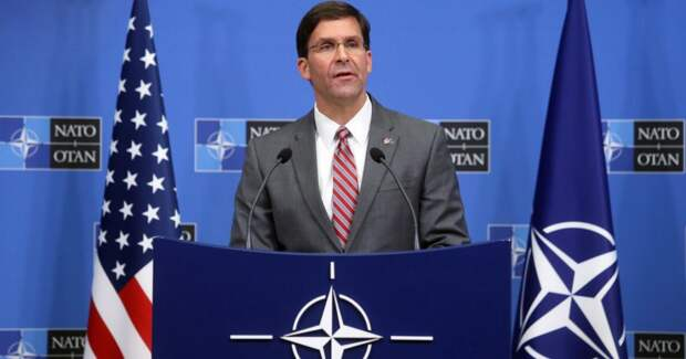Глава Пентагона рассказал, как США будут сдерживать Россию и Китай