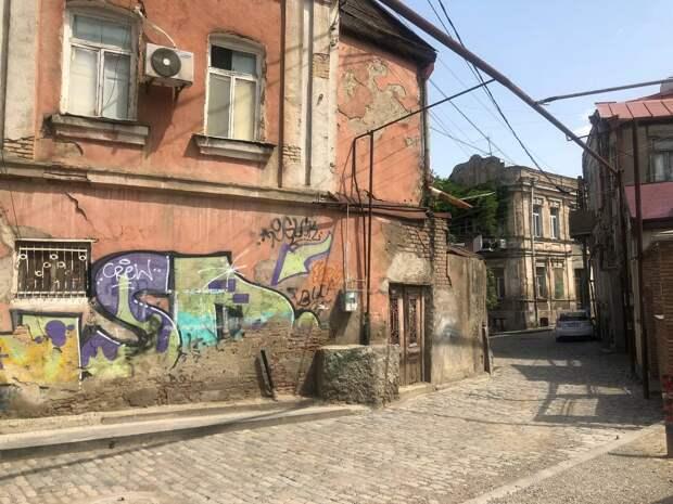 Хижина дяди Сэма. Что кроется за фасадной частью Грузии?